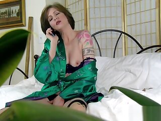 Stepmom's Sick Castle in the air - Mrs Mischief voyeur taboo mom pov