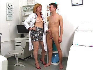 Sperm Hospital - Dirty Adult Slut Vigilance Stefania