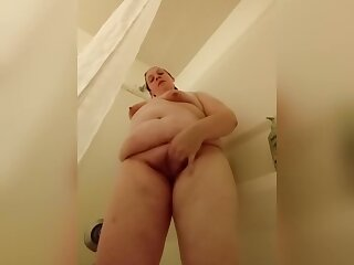 Some shower fun. BBW we play too