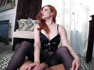 Premature Holler keep out beside the Girl of Your Dreams -POV Pantyhose FEMDOM