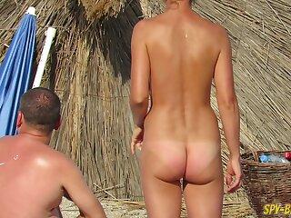 Full-grown Nudist Amateurs Lido Voyeur - MILF Close-Up Pussy