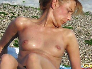 Unpaid Voyeur Sexy MILFs - Spy Beach Big Titties Go-go