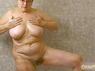 Compilation be required of grannies and horny mature ladies in laughable hot action