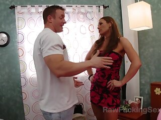 Hot stud TJ got suffered desert off out of one's mind the sex-crazed milf demiurge