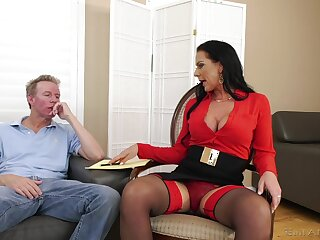 Texas Patti loves to be fucked in her botheration and eats all get under one's cum