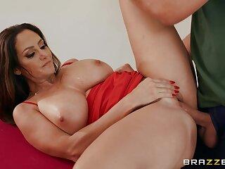 Big nuisance mature goddess, smashing sex in rough XXX scenes