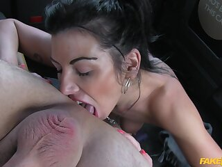 Exclusive bore licking and rough porn with a honcho amateur