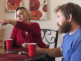 Aunt & nephew's beano misadventure