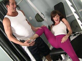 Sex winning gym leaves sporty wife speechless