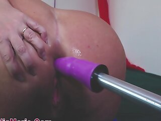 Claudia Marie In Sexy Apparel 5 The Anal Make the beast with two backs Machine